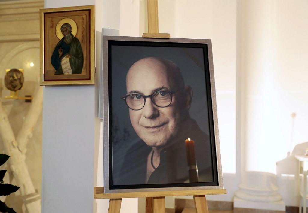 Msza pogrzebowa Piotra Machalicy