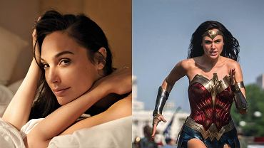 Trening Gal Gadot do 'Wonder Woman 1984'