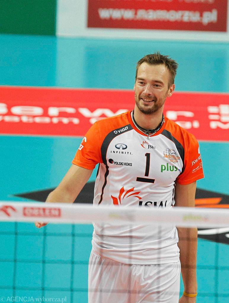 MVP spotkania został Michał Łasko