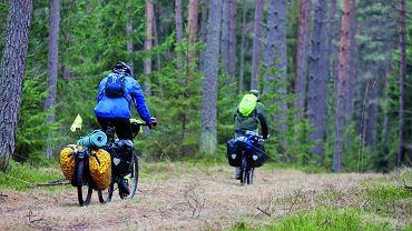 Podróż na rowerze pozwoli ci zobaczyć znacznie więcej