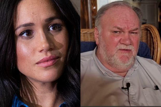 Meghan Markle nie ma lekko. Jej ojciec po raz kolejny zabrał głos. Nic nie wskazuje na to, że ich konflikt miałby się zakończyć.