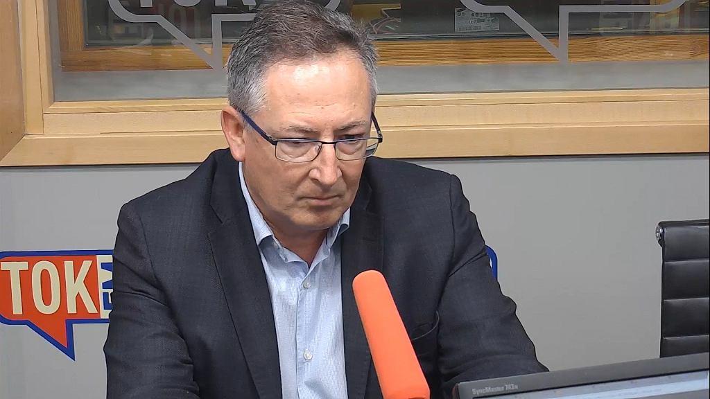 Bartłomiej Sienkiewicz w TOK FM