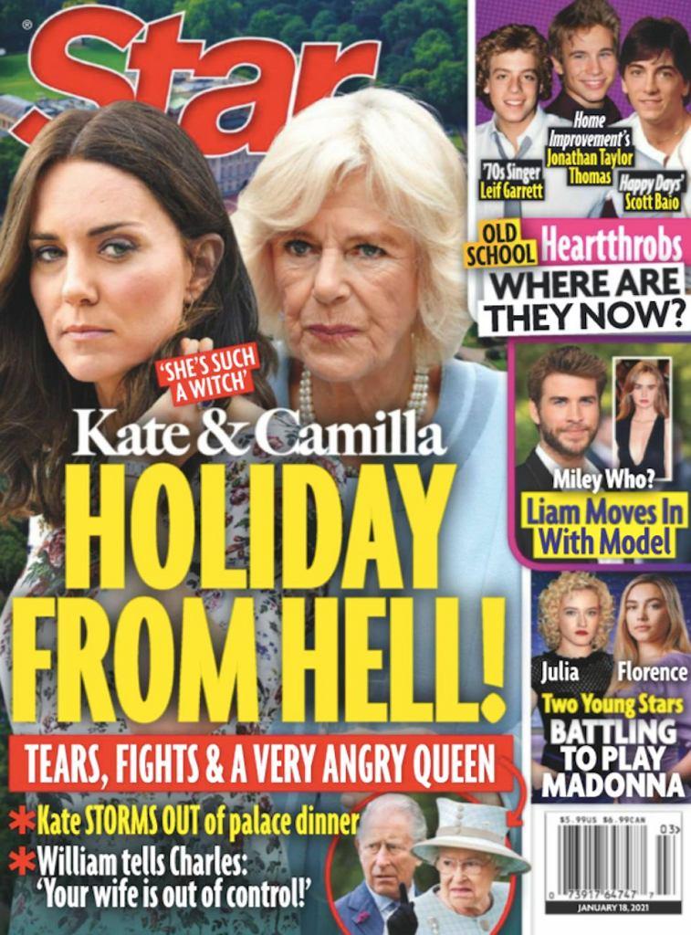 Księżna Kate kontra księżna Camilla - ostateczne starcie!