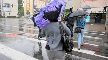 Meteorolodzy ostrzegają przed silnym wiatrem.