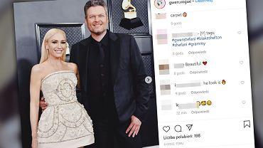 Gwen Stefani na Grammy