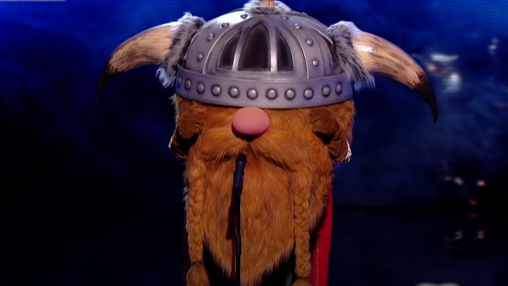 The Masked Singer 'Take On Me'