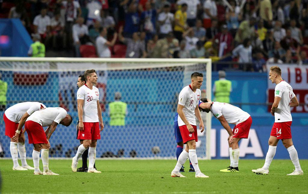 MŚ 2018. Polska - Kolumbia 0:3