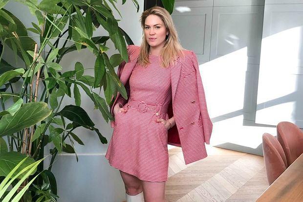 ślotała sukienka bizuu