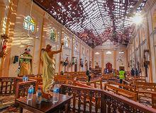 Minister obrony Sri Lanki: Zamachy zemstą za ataki na muzułmanów w Christchurch