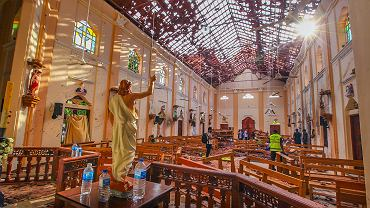 Sri Lanka Church Blasts Photo Gallery