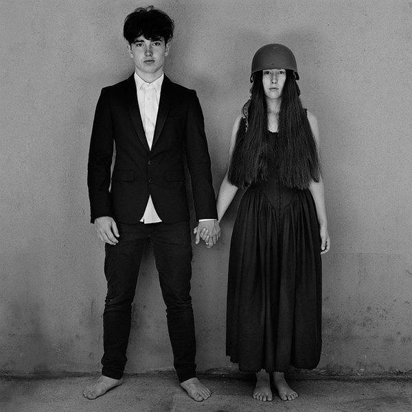 okładka płyty U2 / materiały prasowe