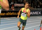 Adam Kszczot z RKS Łódź pobiegnie z Usainem Boltem na Bahamach