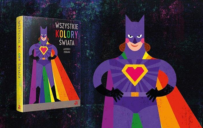 'Wszystkie kolory świata' - książka na rzecz równości i tolerancji