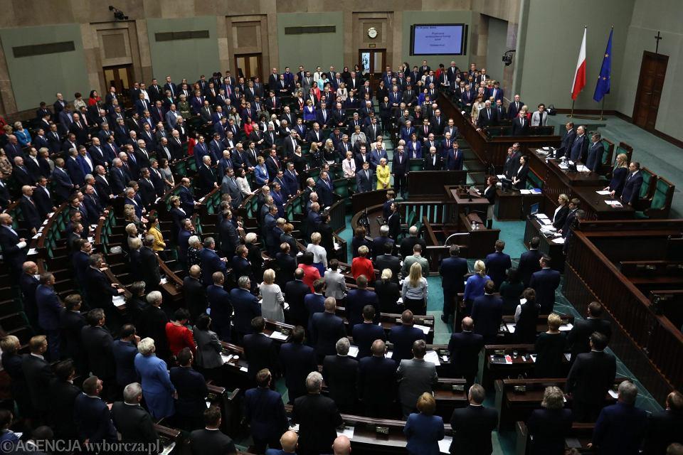 50 Posiedzenie Sejmu VIII Kadencji