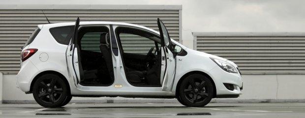Opel Meriva FL 1.6 CDTI Design Edition