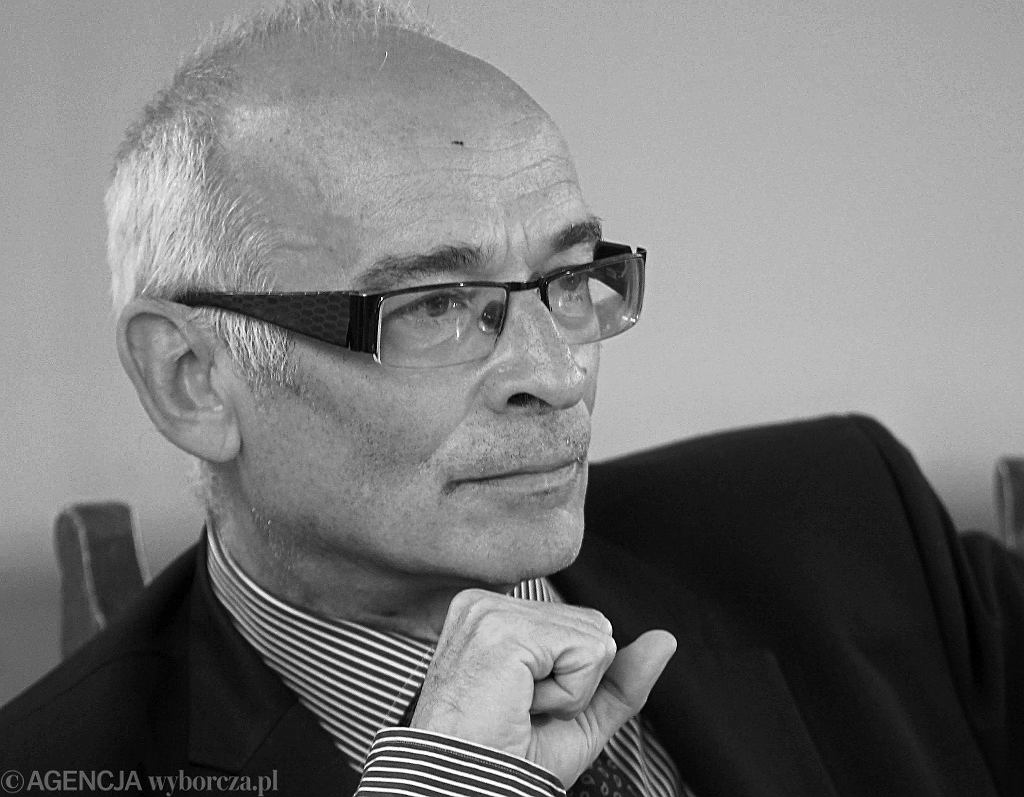 Zmarł Jan Lityński
