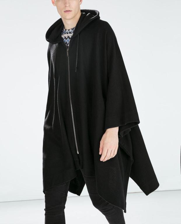 Płaszcz z kolekcji Zara. Cena: 399 zł