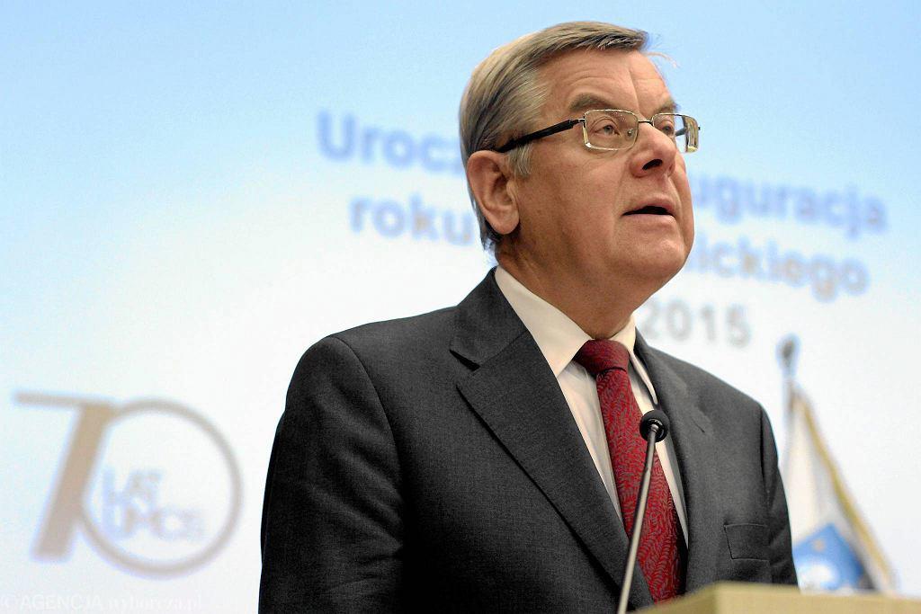 Tomasz Nałęcz, doradca prezydenta RP