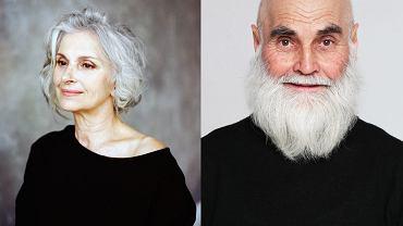 Tatiana i Wiktor to jedni z 18 podopiecznych agencji modeli i modelek Oldushka