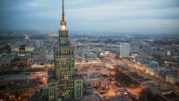 Warszawa jest cool