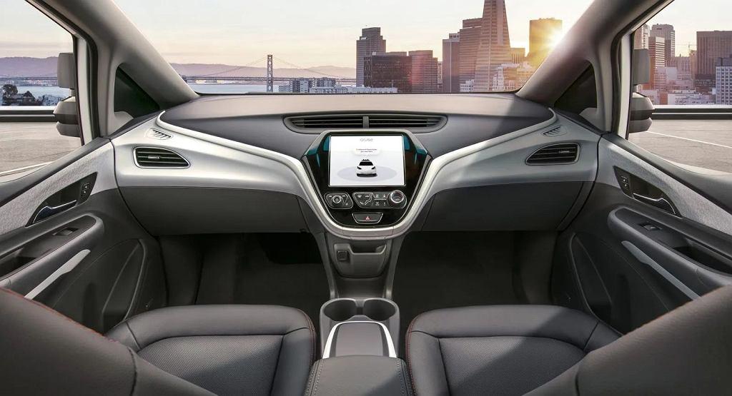 Samochód autonomiczny Cruise Origin