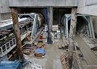 Tarcze drążące II linię metra biją rekordy