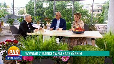 Olszański z zakazem wypowiadania się za słowa o wywiadzie z Kaczyńskim