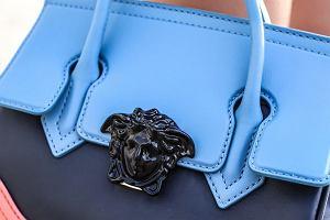 Wyprzedaż trwa! Eleganckie torebki Versace na wyciągnięcie ręki