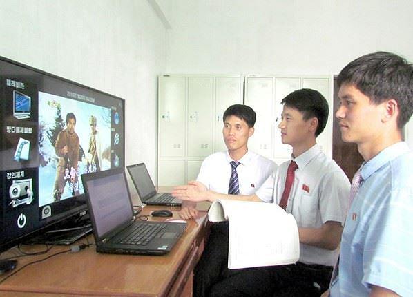 Noori, północnokoreański serwis IPTV