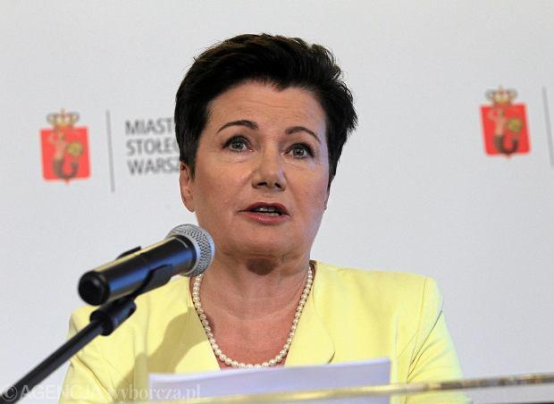"""Hanna Gronkiewicz-Waltz dla """"Wyborczej"""": To nie ja oddałam kamienicę rodzinie, tamten zwrot nastąpił za prezydentury Lecha Kaczyńskiego"""