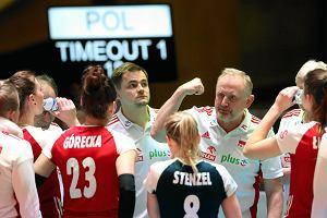 Polki wygrywają 3:0 w pierwszym meczu w pandemii! Nawrocki przeszczęśliwy. Dodatkowy set dla rywalek