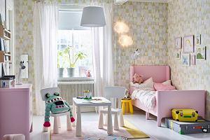 Łóżka Ikea dla dzieci i młodzieży - najciekawsze modele