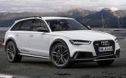Wizualizacja Audi RS6 Allroad