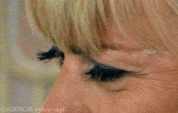 11.09.2012  WARSZAWA , KANCELARIA PREZESA RADY MINISTROW . MINISTER ROZWOJU REGIONALNEGO ELZBIETA BIENKOWSKA PRZED POSIEDZENIEM RZADU .  FOT. SLAWOMIR KAMINSKI / AGENCJA GAZETA