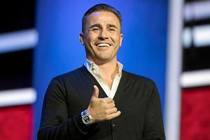 Cannavaro dla Sport.pl: Lewandowski wystarczy, aby Polska osiągnęła sukces