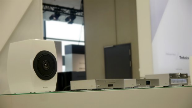 Panasonic Convention 2015 - Technics