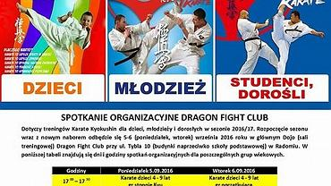 karate, Dragon Fight Club Radom