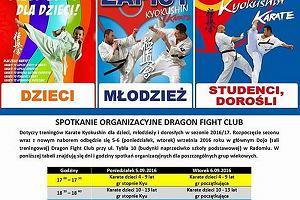 Chcesz trenować sporty walki? Zaprasza Dragon Fight Club Radom
