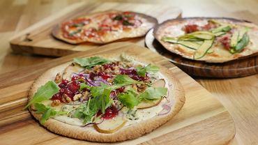 3 imprezowe pizze na tortilli