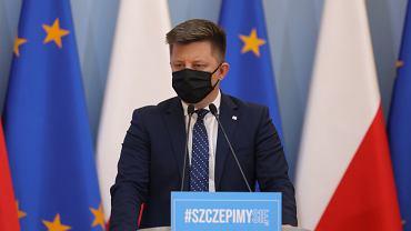 Minister Dworczyk