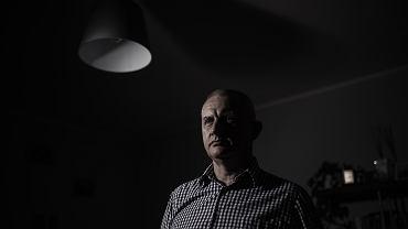 Marek Lisiński, były prezes fundacji 'Nie lękajcie się'