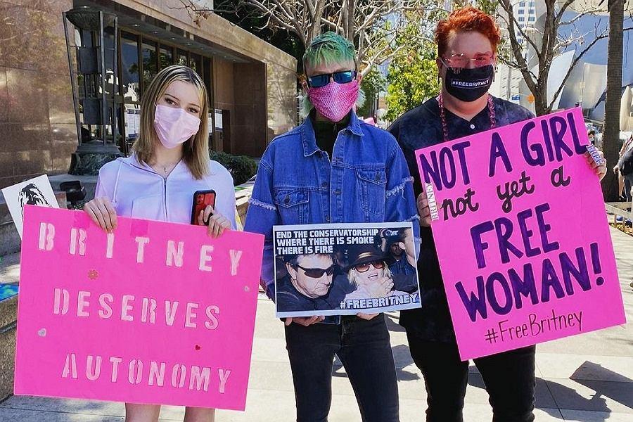 Britney Spears - fani