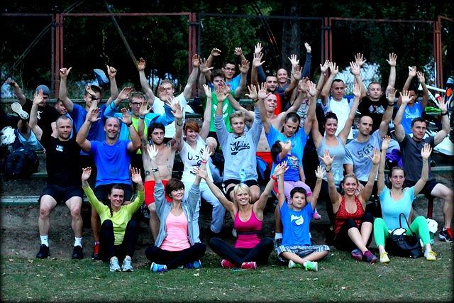 Crossfit Warsaw rLOVEution