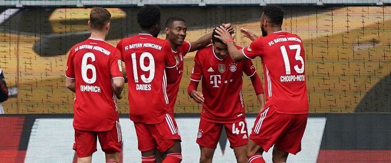 Pięć goli w hicie Bundesligi. 18-latek bohaterem Bayernu Monachium