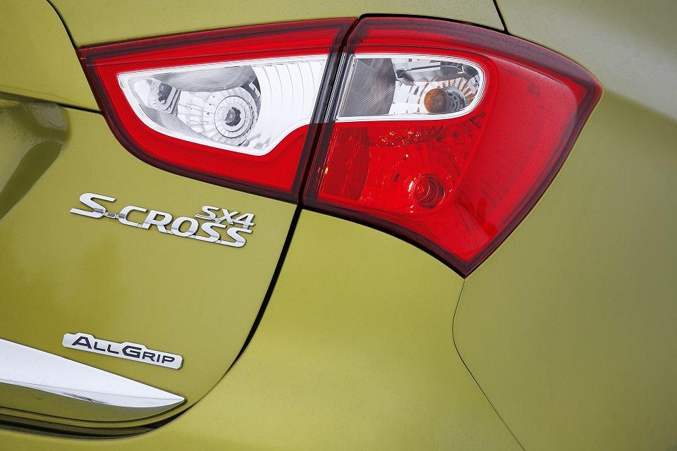 Suzuki SX4 S-Cross 1.6 DDiS 4WD Elegance