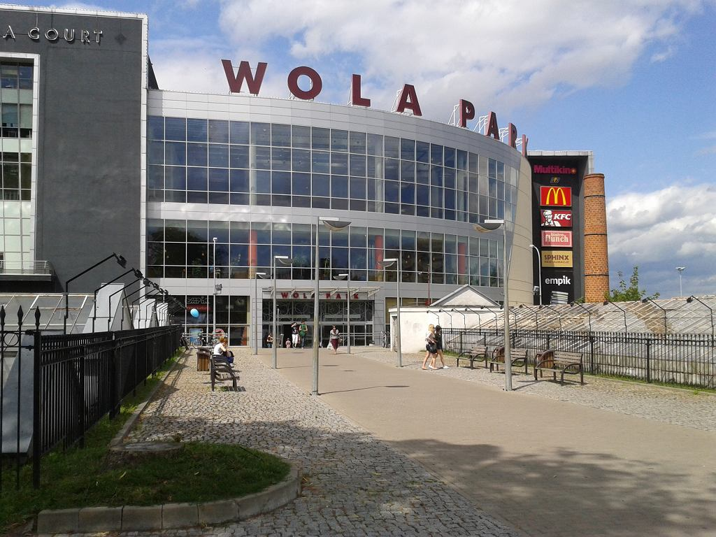 Centrum handlowe Wola Park