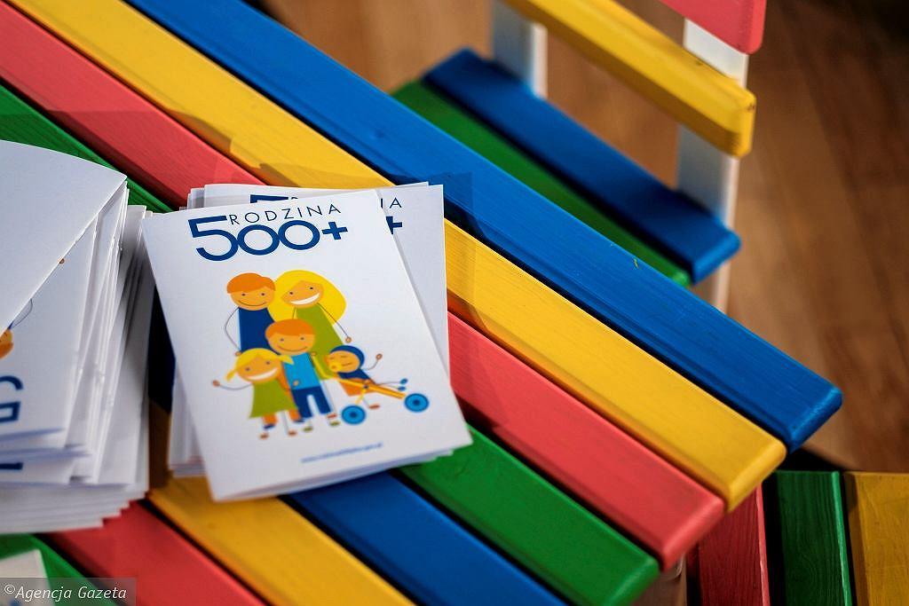 500 plus już jest wypłacane. Terminy składania wniosku (zdjęcie ilustracyjne)