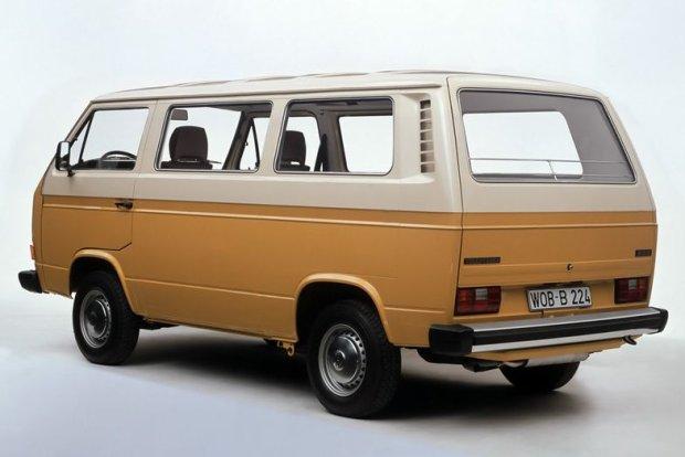 Volkswagen Transporter T3 Caravelle