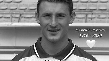 Fabrice Lepaul miał 43 lata