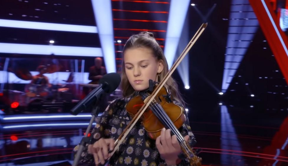 Bente - My Heart Will Go On | The Blind Auditions | The Voice Kids 2021 | Season 10